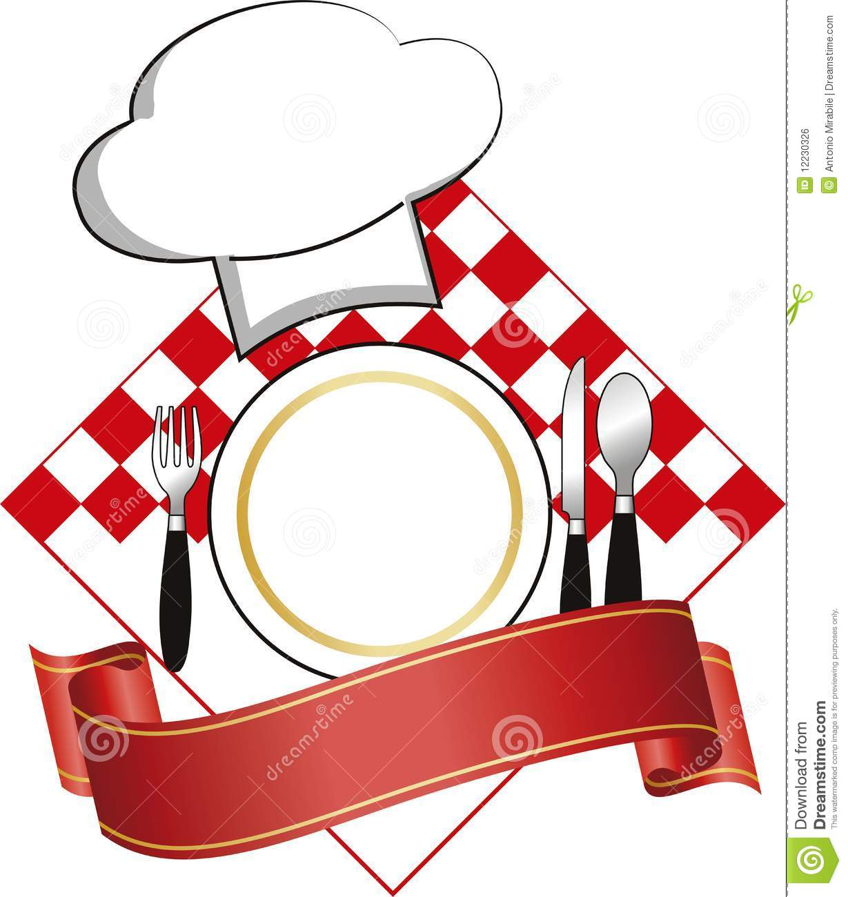 restaurant symbols clip art - photo #32