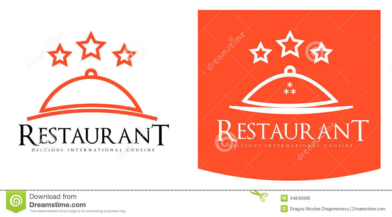Restaurant logos stock vector illustration of icon simple 27336058 restaurant logo royalty free stock photos buycottarizona Image collections