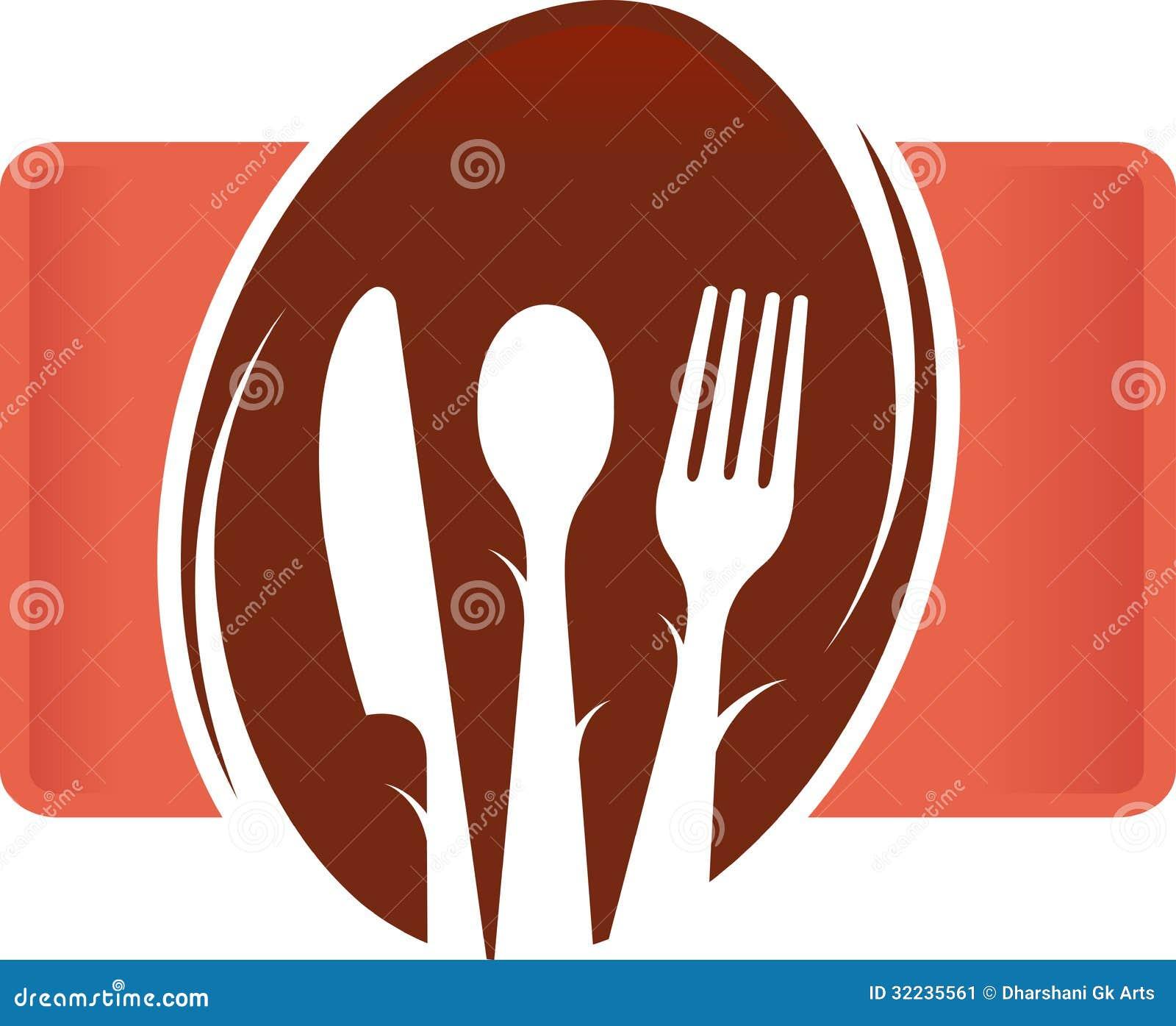Kitchen utensil clip art - Restaurant Logo Stock Image Image 32235561