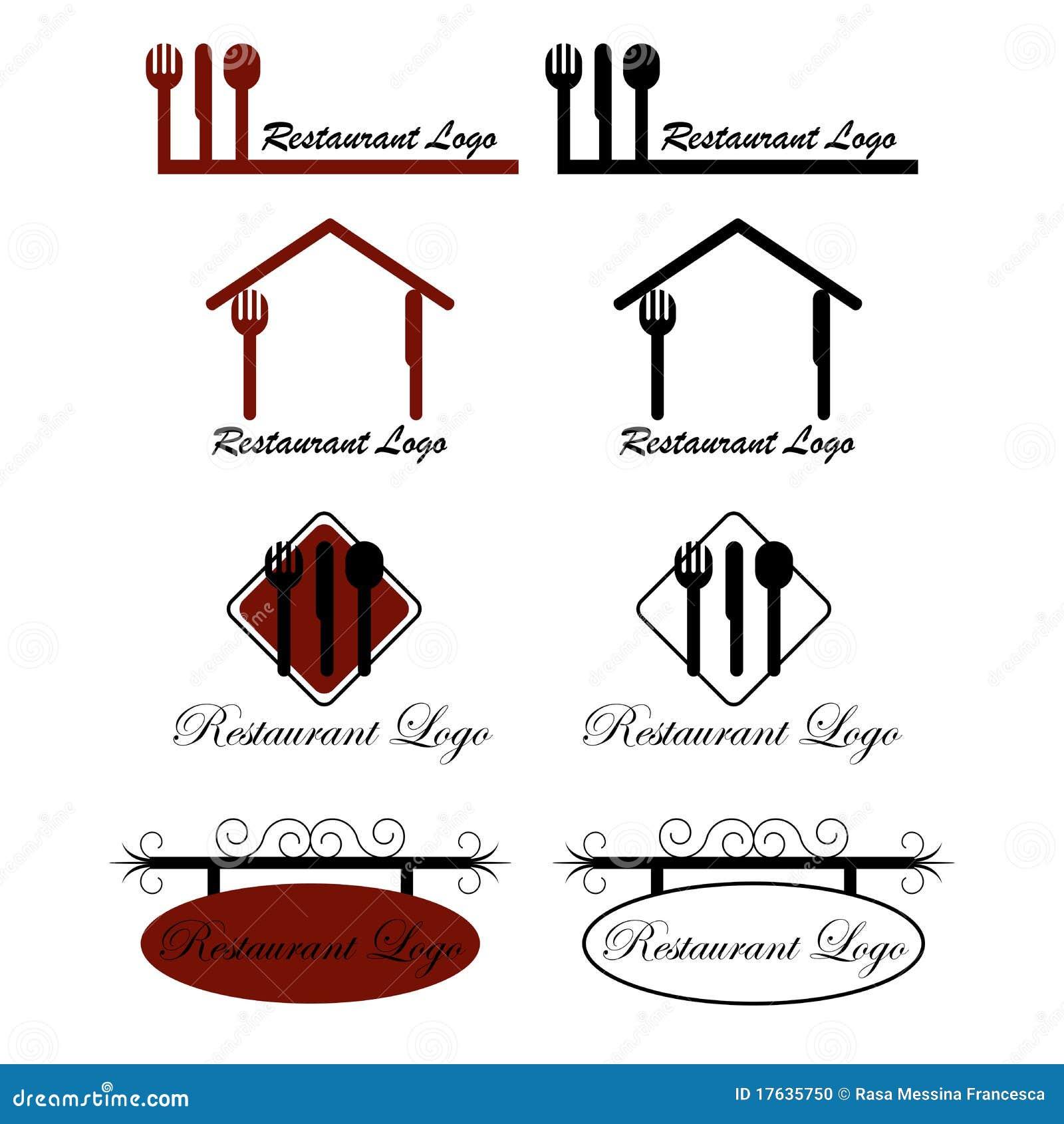 Famous Restaurants Logos | Joy Studio Design Gallery - Best Design