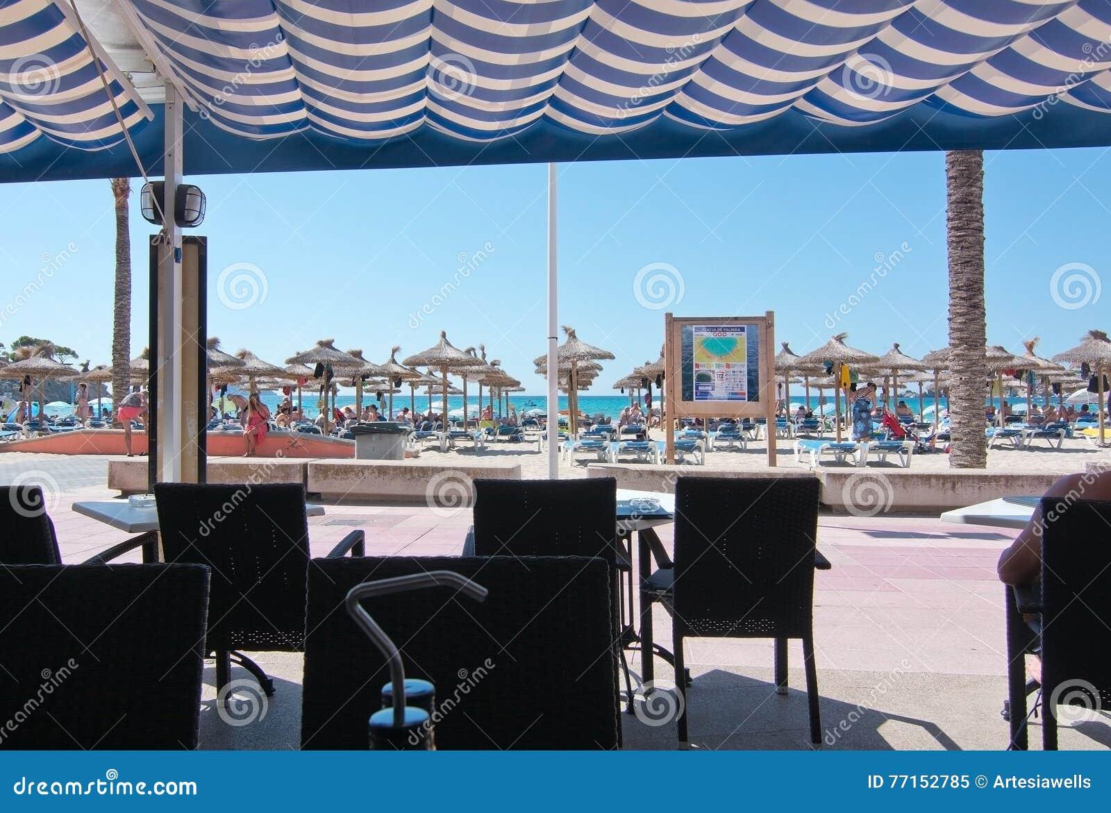 Restaurant Malgrat et les gens