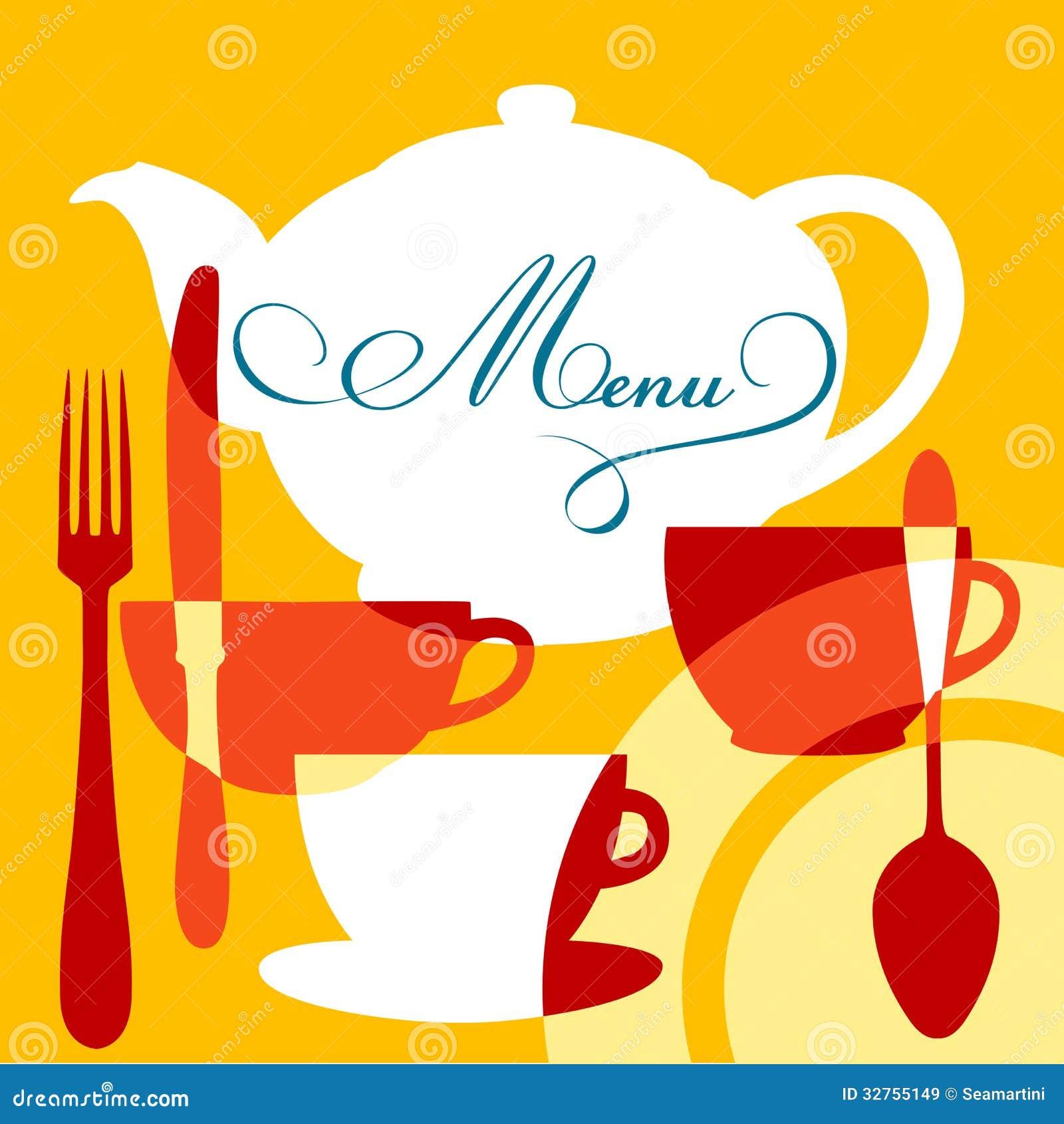 Spanish Restaurant Menu Cover