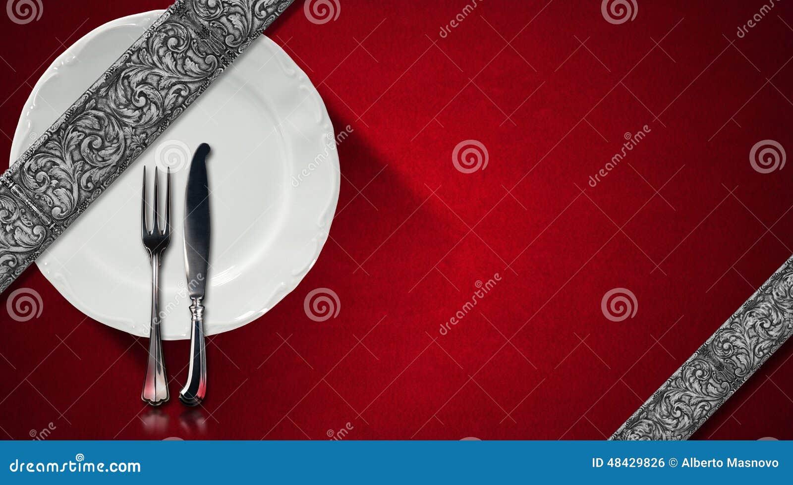 Restaurant Menu Design Stock Illustration Image 48429826