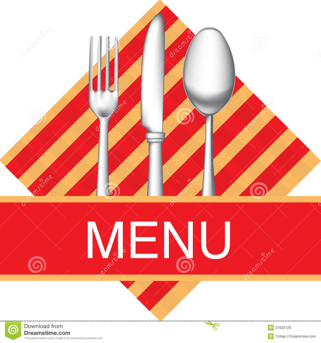 Restaurant Menu Icon Royalty Free Stock Images Image 21620129