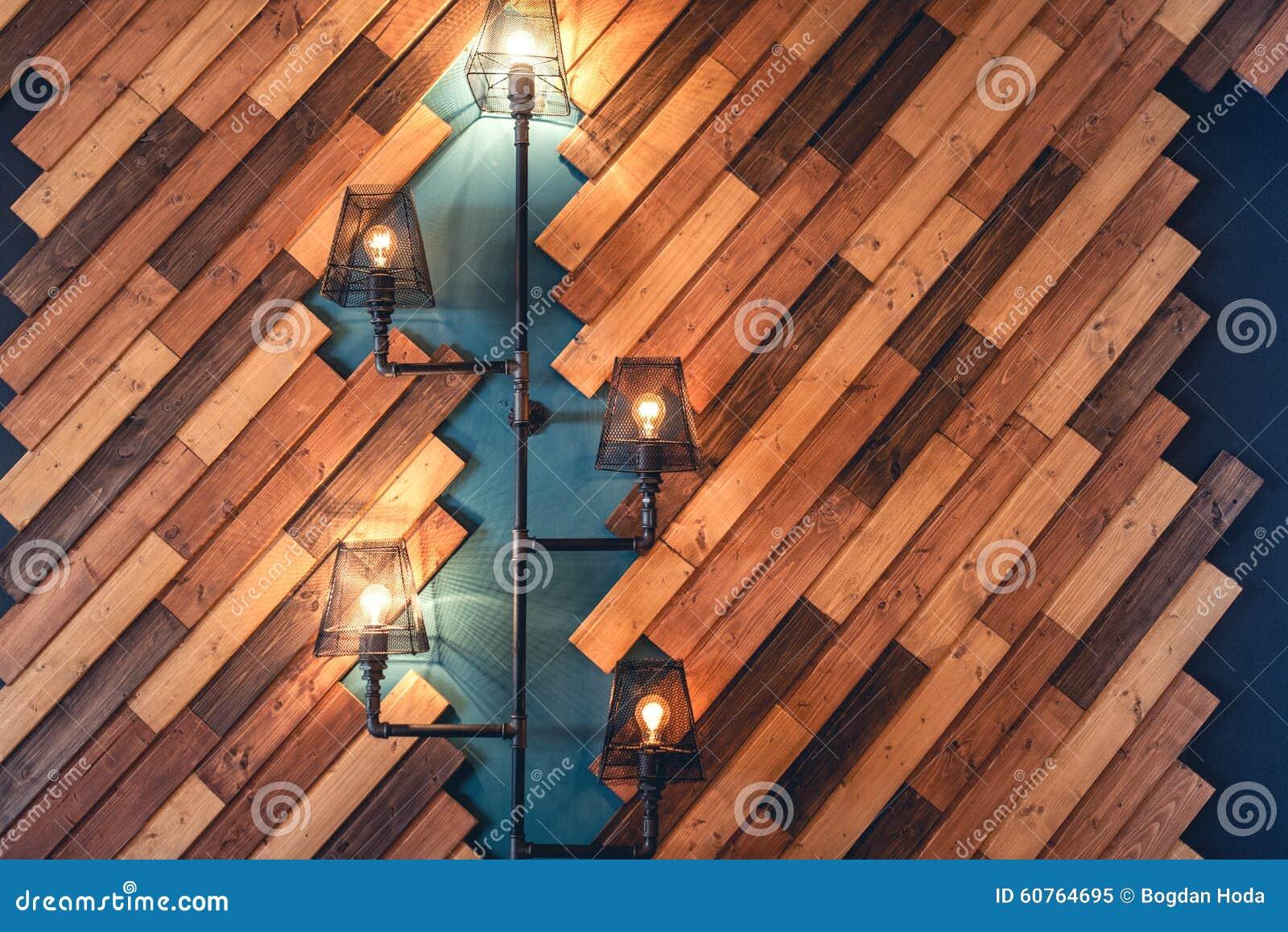 Restaurant met rustieke decoratieve elementen binnenlandse