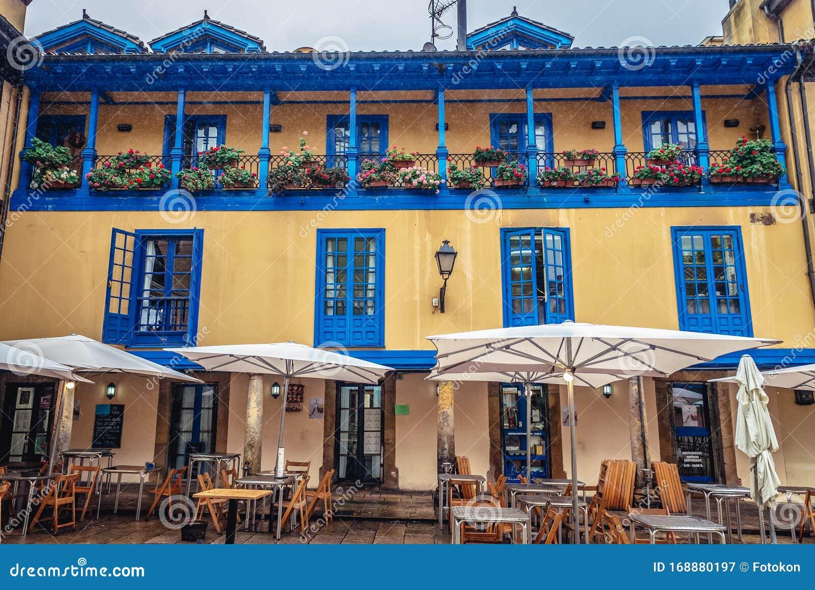 Restaurant In Oviedo Editorial Photography Image Of Asturias 168880197