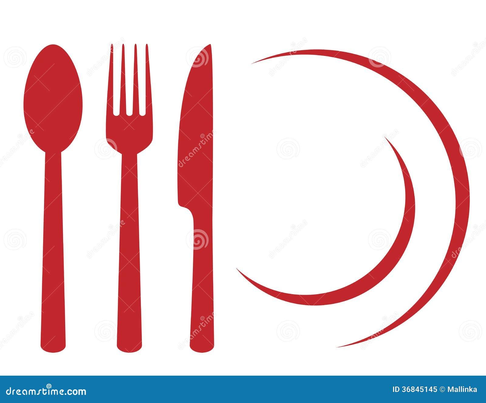 restaurant symbols clip art - photo #8
