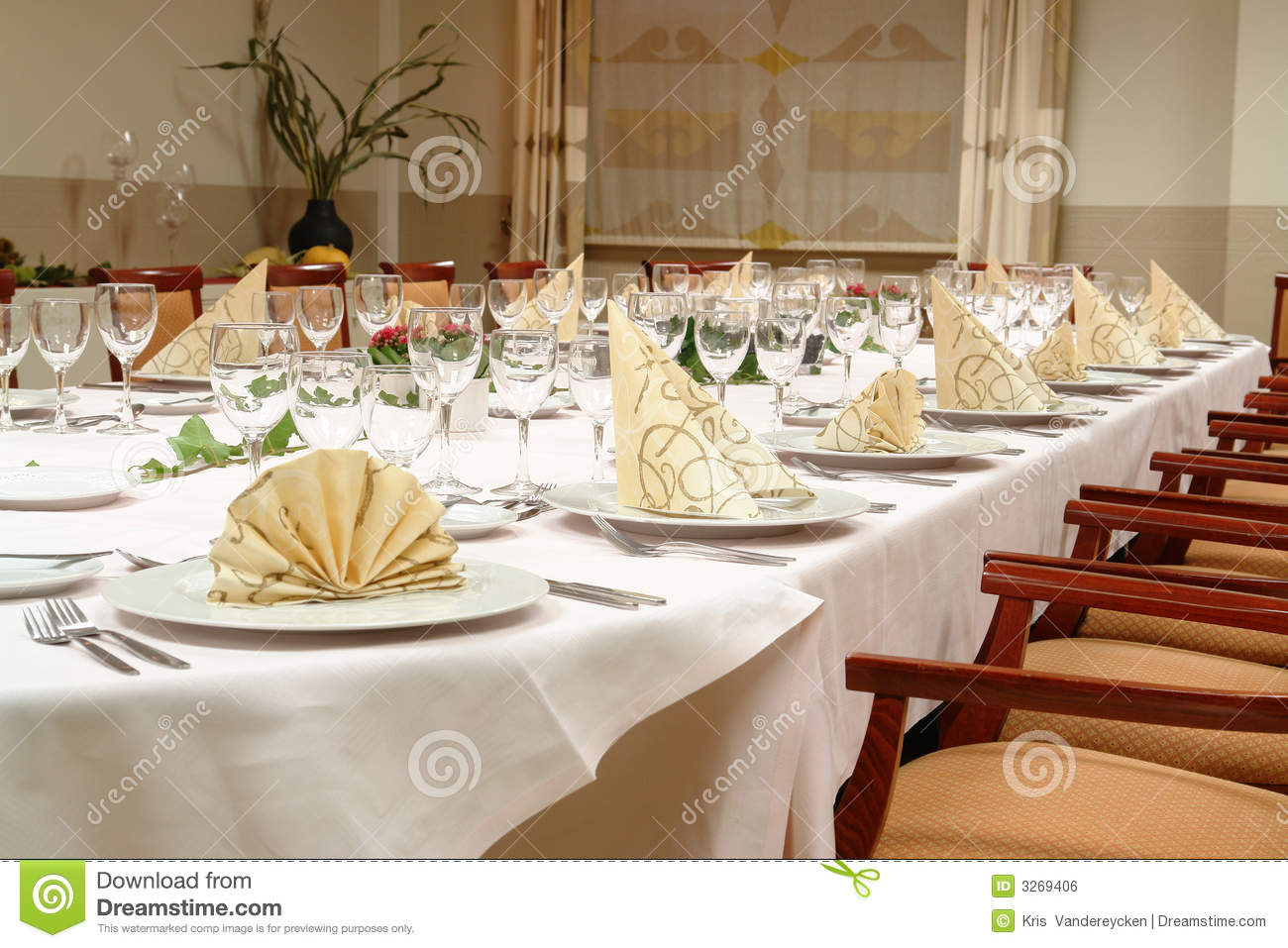 Restaurant table setting ideas - Restaurant Table Setting