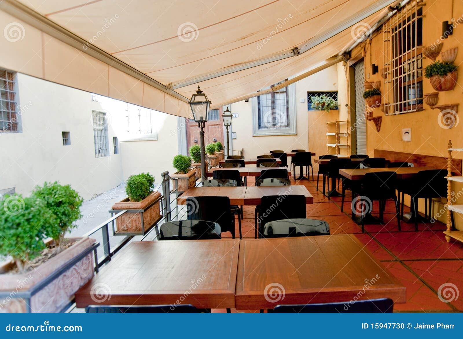 Restaurant terrace stock photo image 15947730 for Terrace 45 restaurant