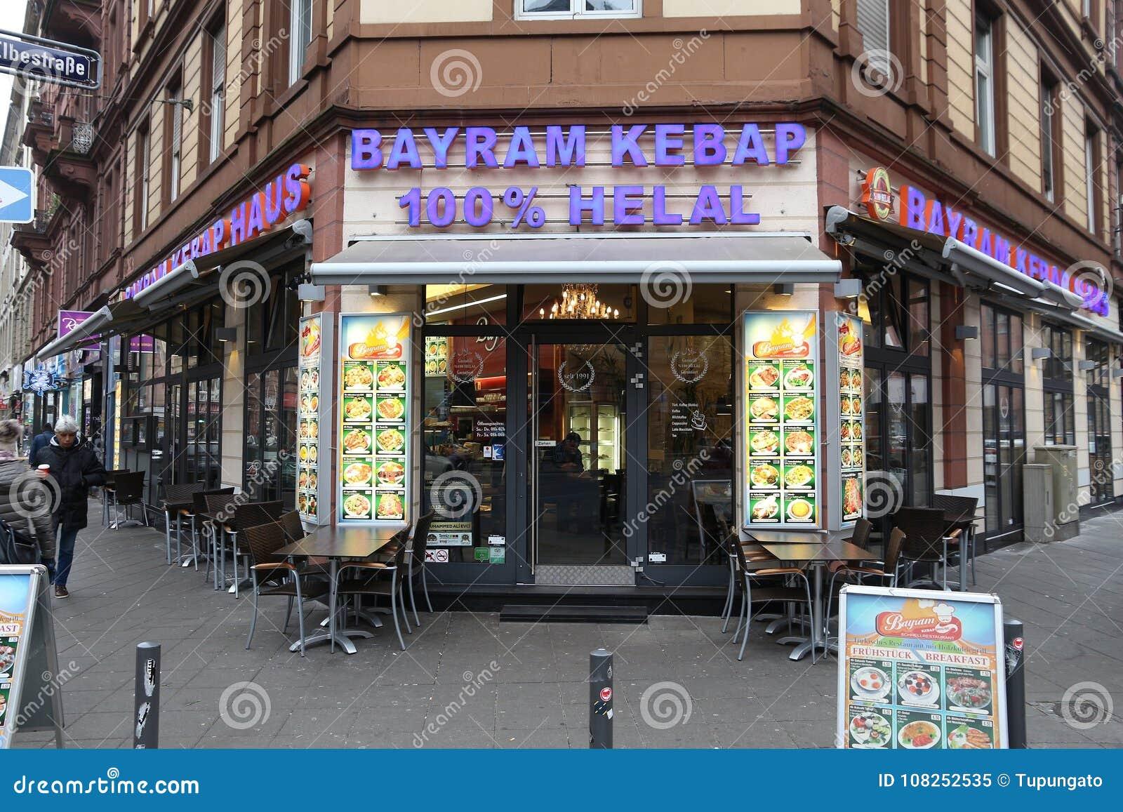Restaurant turc, Allemagne