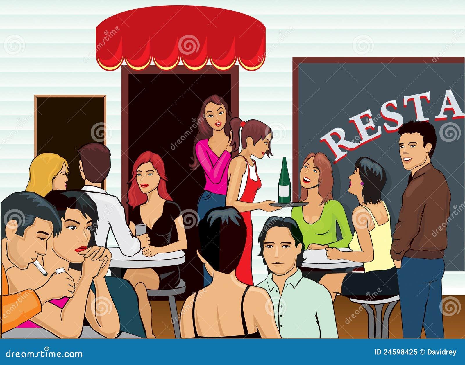 Ilustrau00e7u00e3o baseada em um desenho da mu00e3o de um grupo ou de um pessoa ...
