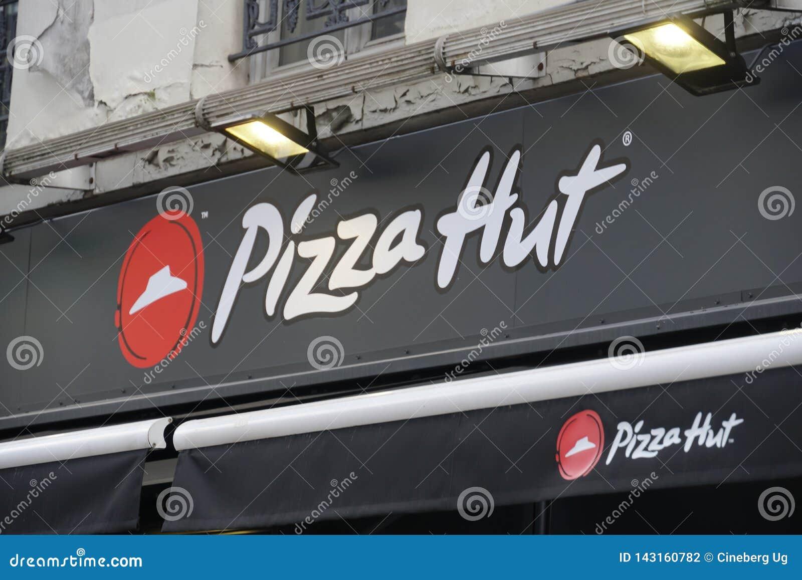 Restaurante de Pizza Hut