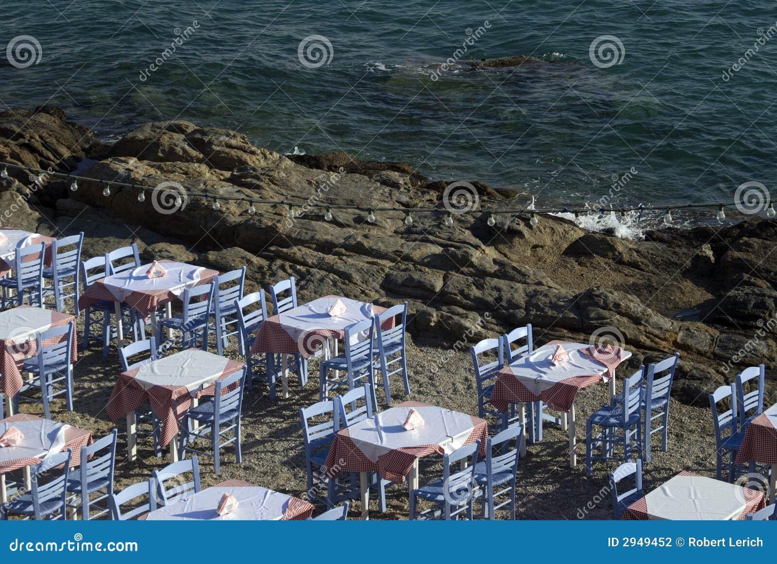 Restaurante do beira-mar