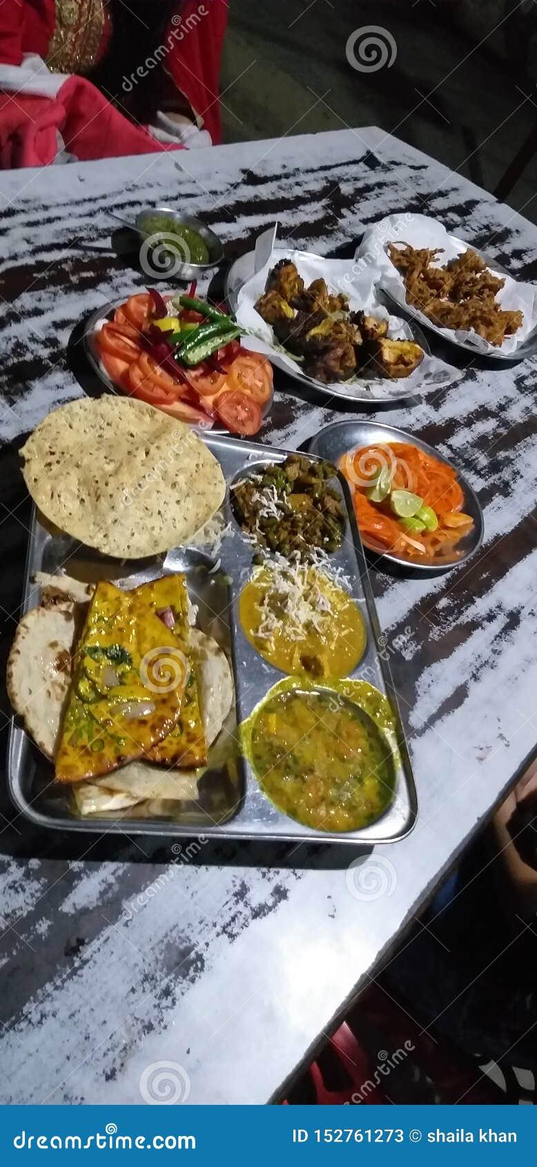Restaurante en la India