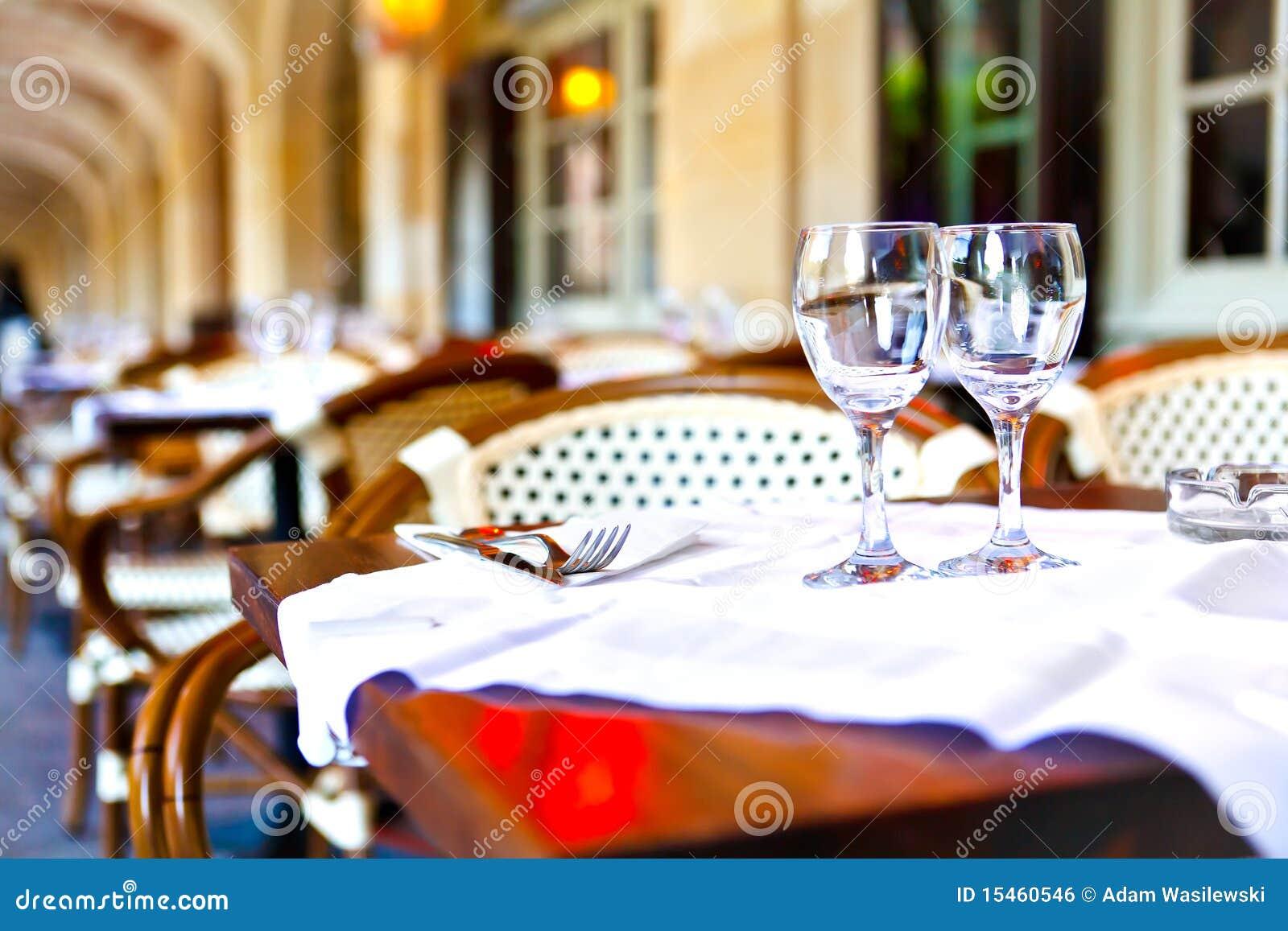 Restaurante francês