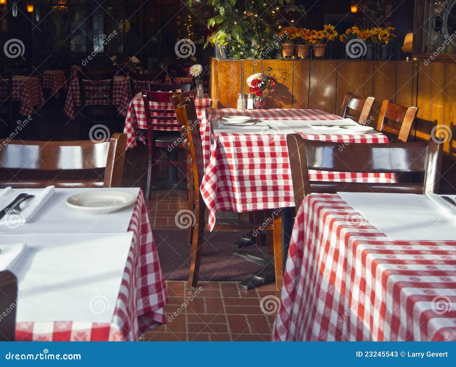 Restaurante italiano catita