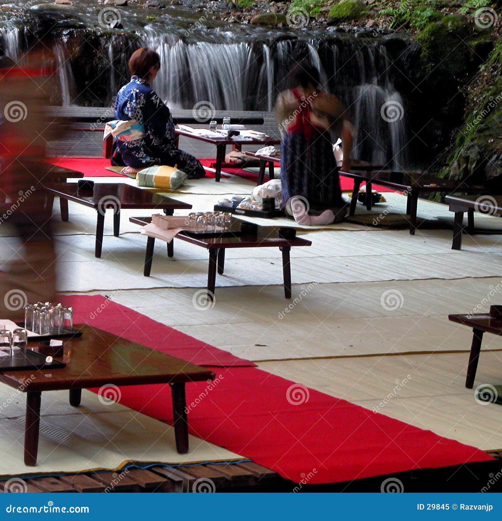 Download Restaurante japonés stock de ilustración. Ilustración de afuera - 29845
