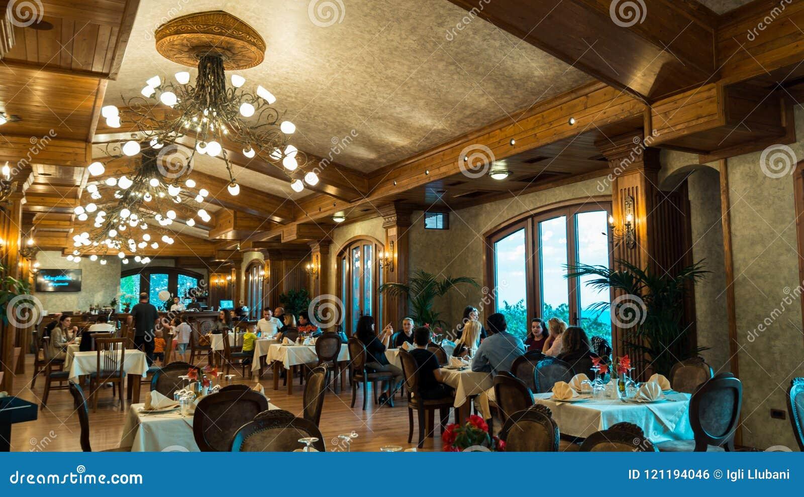 Restaurante Kruje de KROI