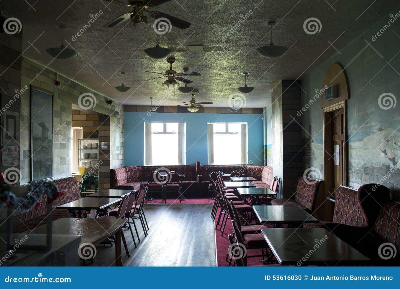 Restaurante Viejo En Irlanda Foto De Archivo Imagen De Dise O  # Muebles Pub Irlandes