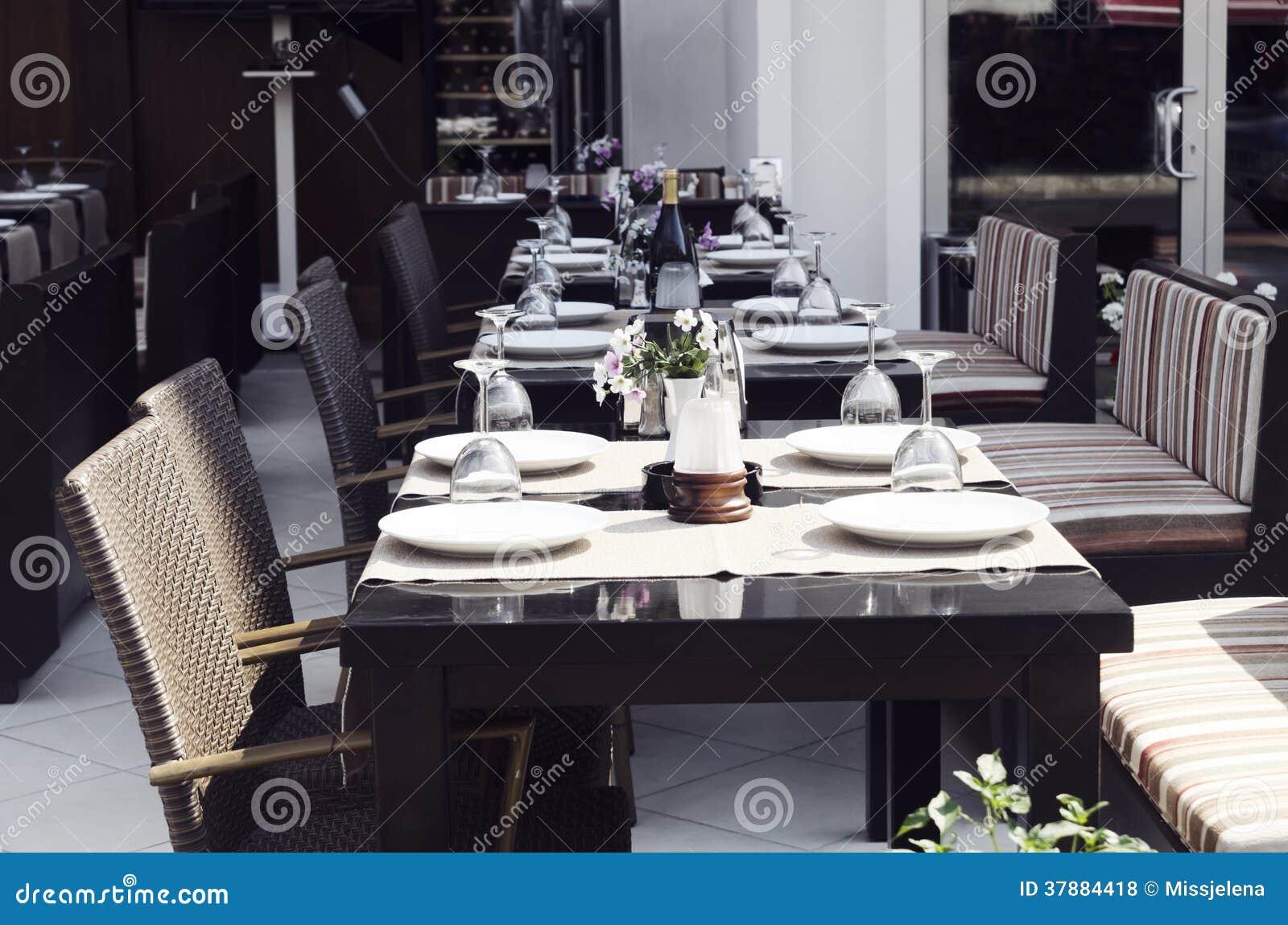 Restaurantlijst