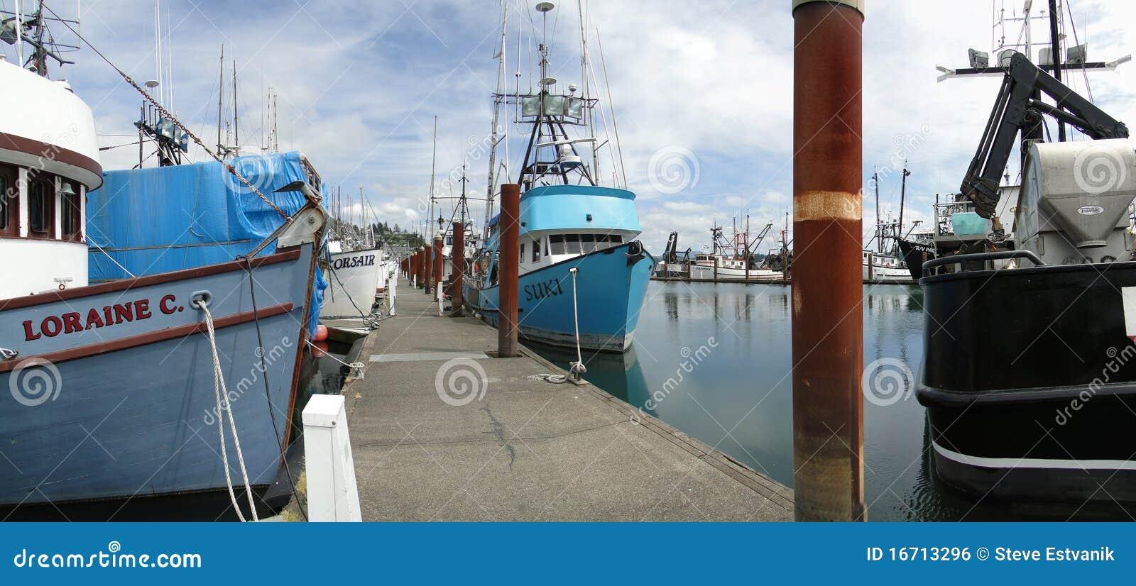 Reste de bateaux de pêche