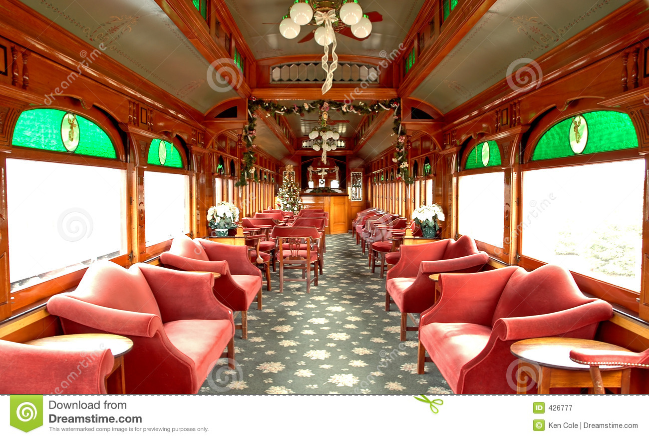 Restored Rail Car 1 Royalty Free Stock Photography Image 426777