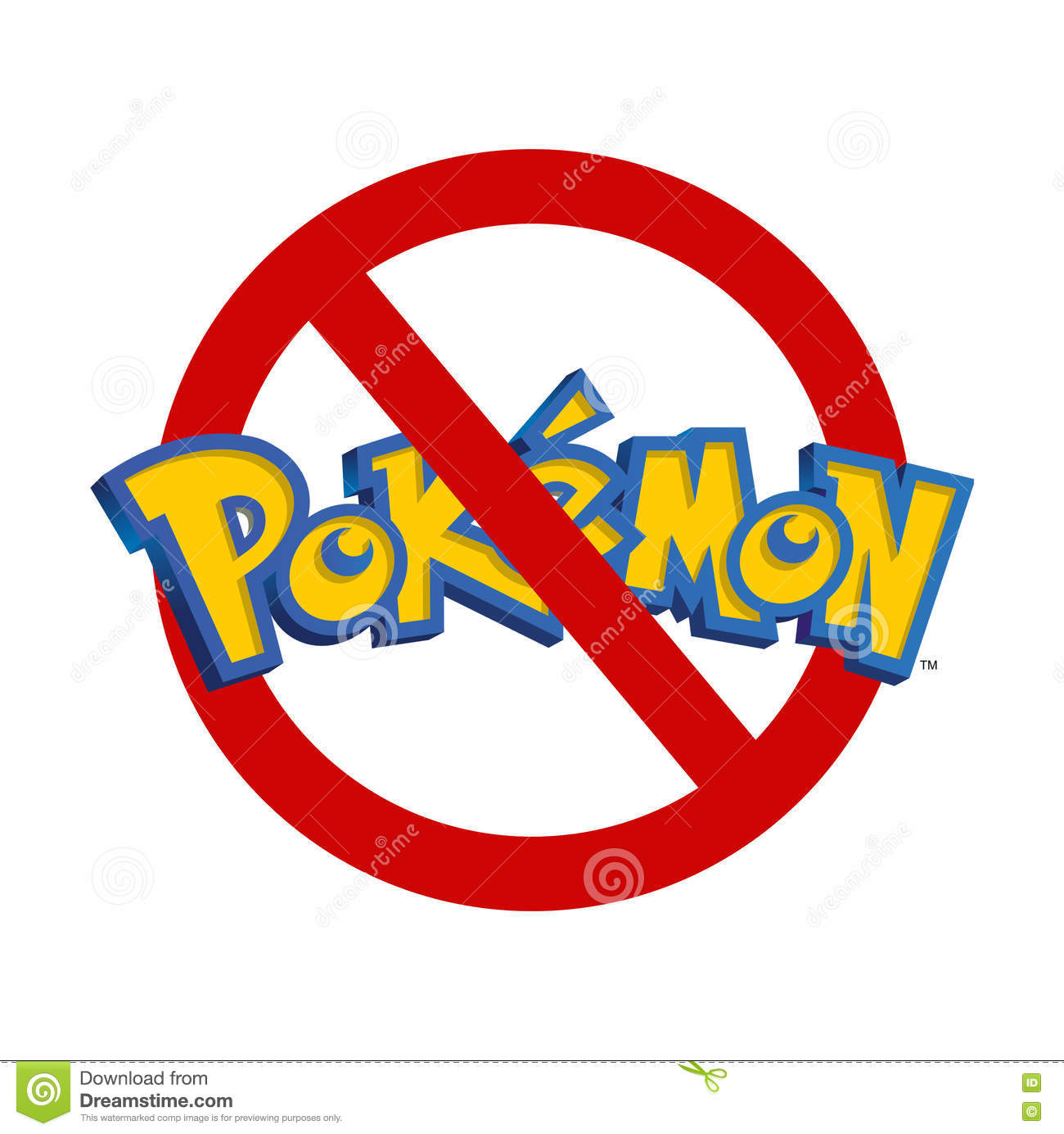restricted area for pokemon editorial photo image 74551486. Black Bedroom Furniture Sets. Home Design Ideas