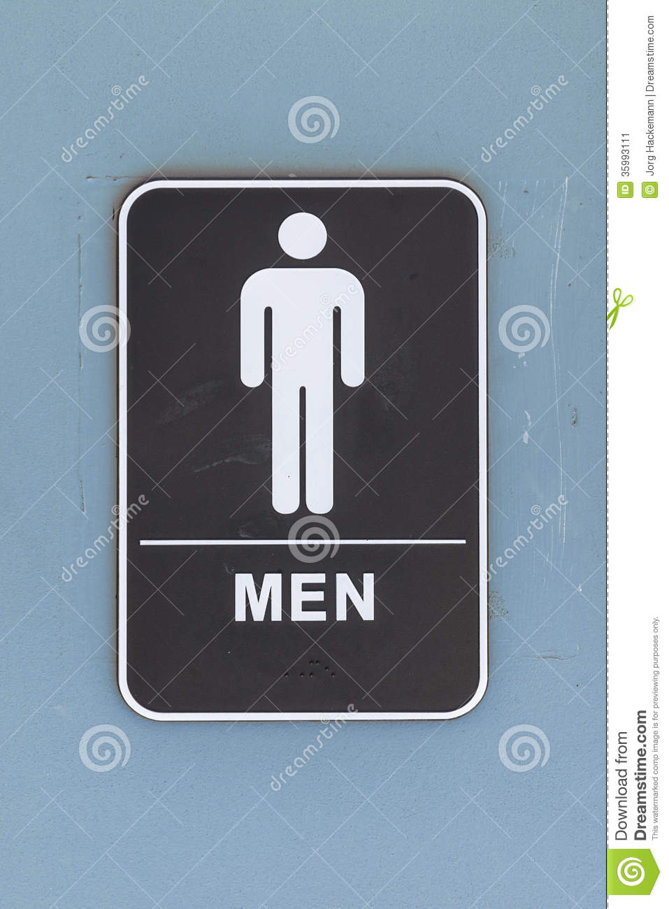 Restroom Sign Stock Image Image Of Male Ladies Couple