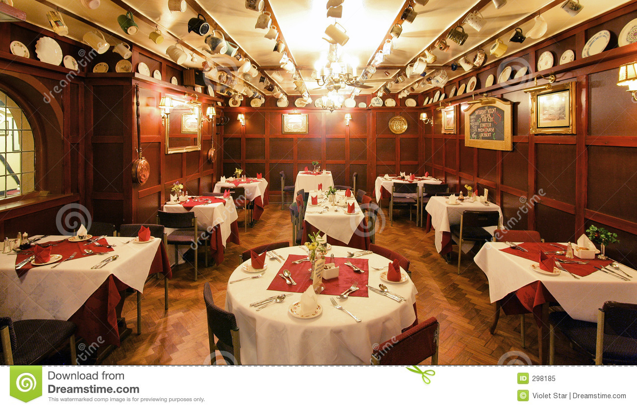 Resturant Royalty Free Stock Photo - Image: 298185