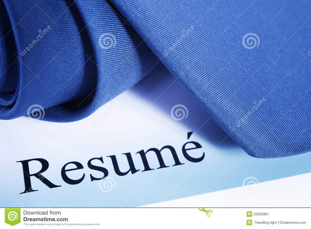 resume word stock image  image of resume  horizontal