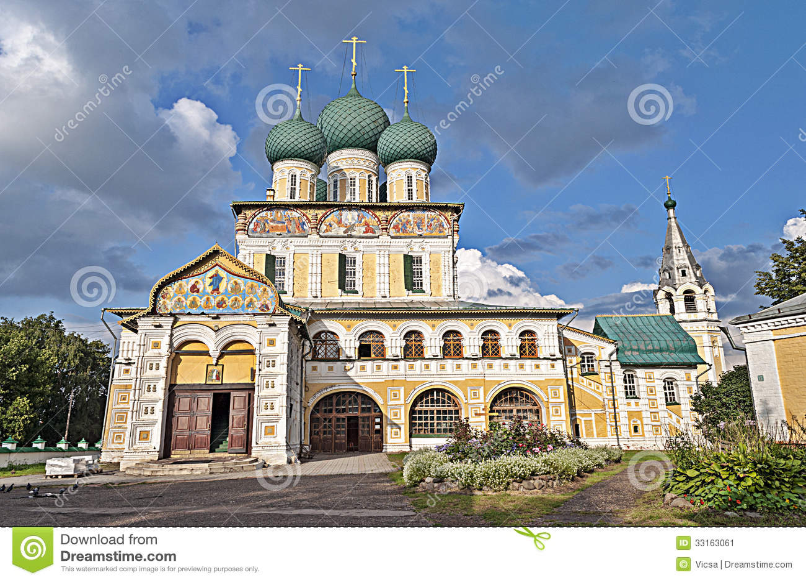 Resurrection Cathedral Tutaev: photos, address and history 35