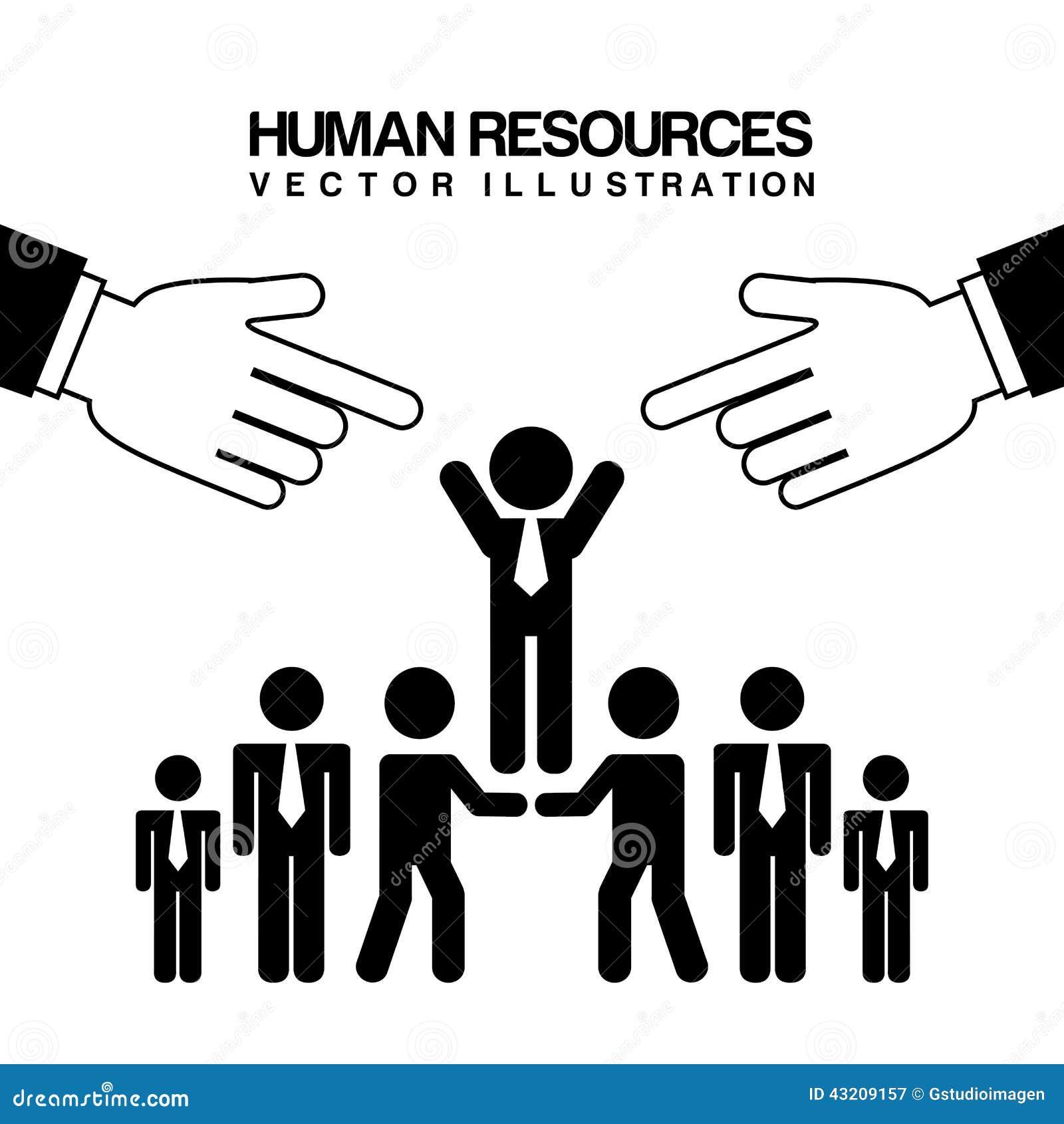 Download Resurser För Folk För Affärsaffärskvinnagrupp Mänskliga Stora Vektor Illustrationer - Illustration av anställd, chef: 43209157