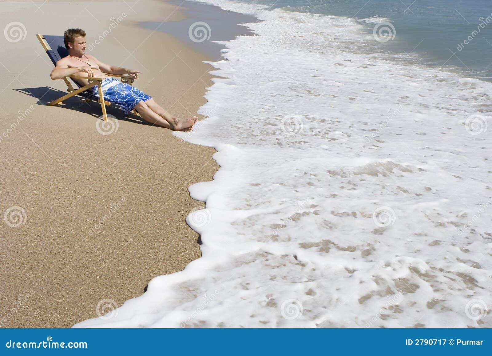 Reszta na plaży