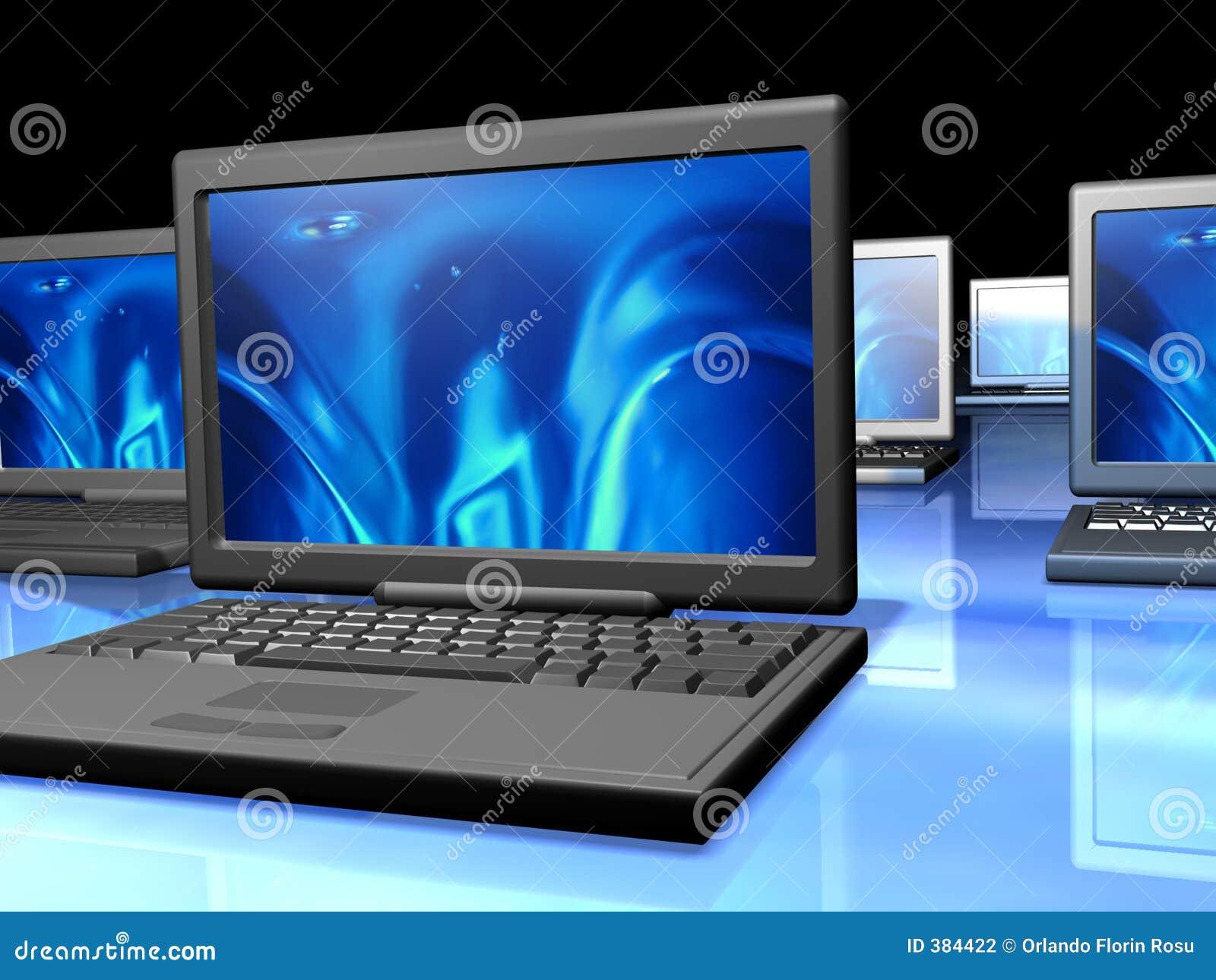Rete dei computer portatili