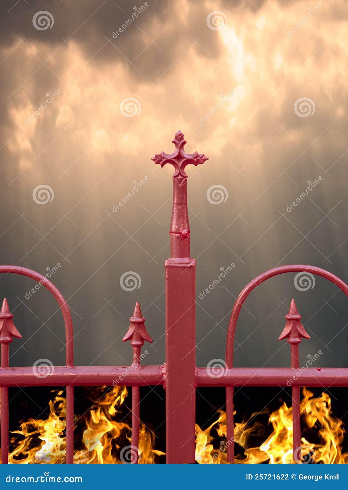 Rete fissa con la traversa, il cielo e l inferno