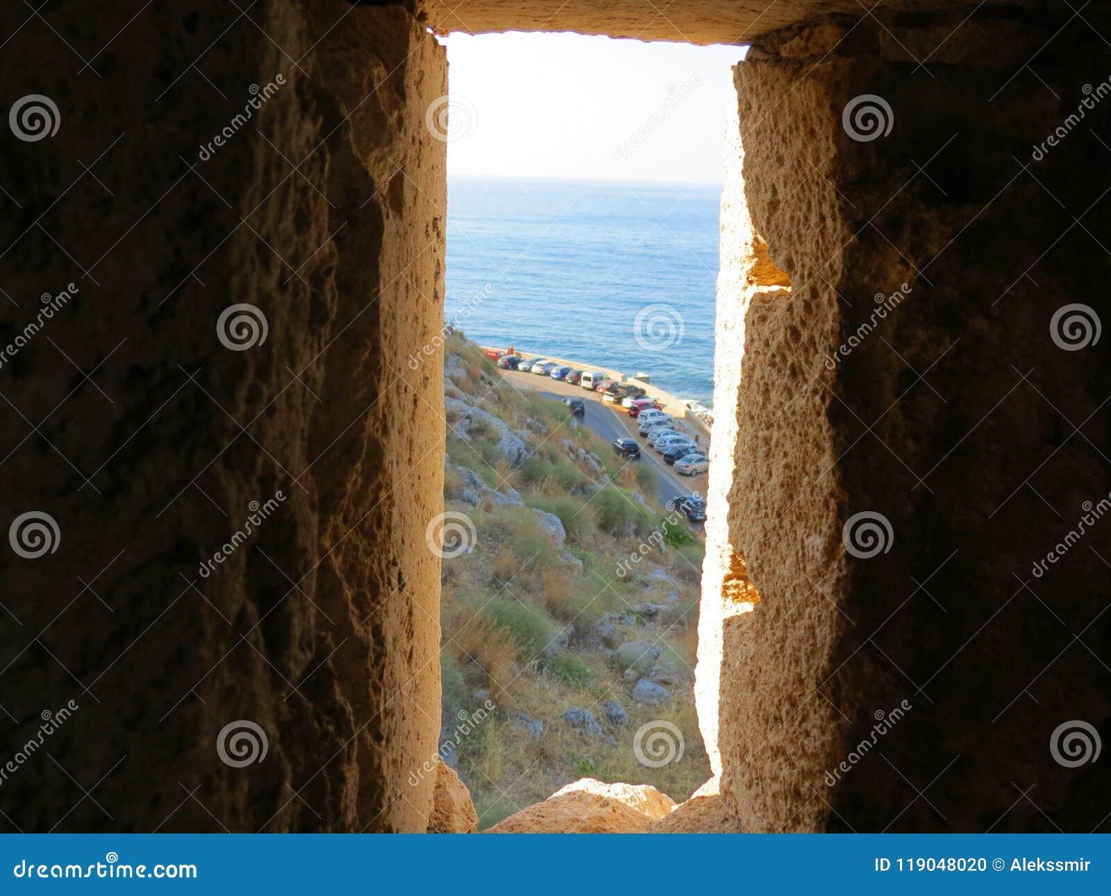 Rethymnon et la forteresse célèbre de Fortezza