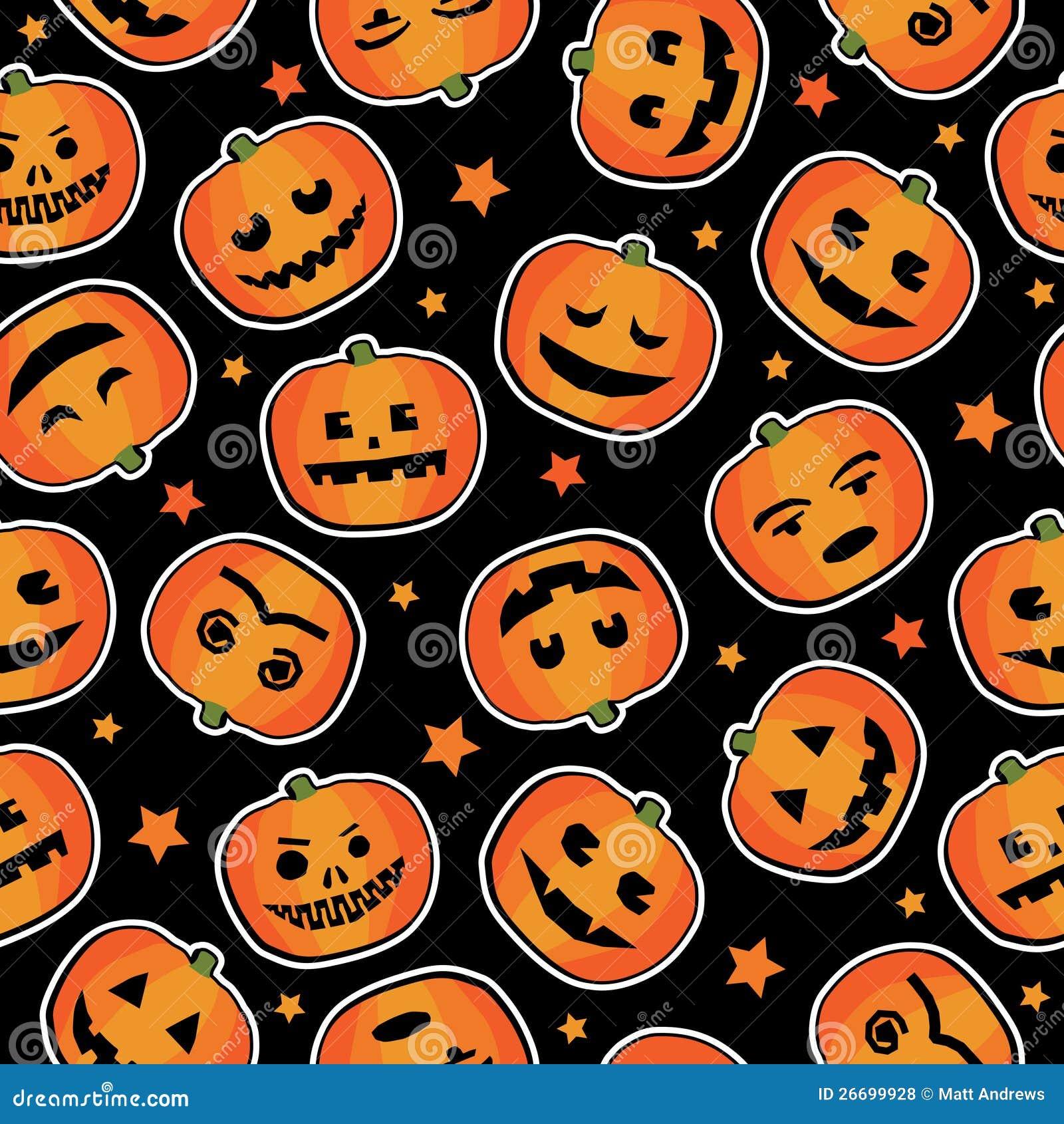 Reticolo della zucca di Halloween