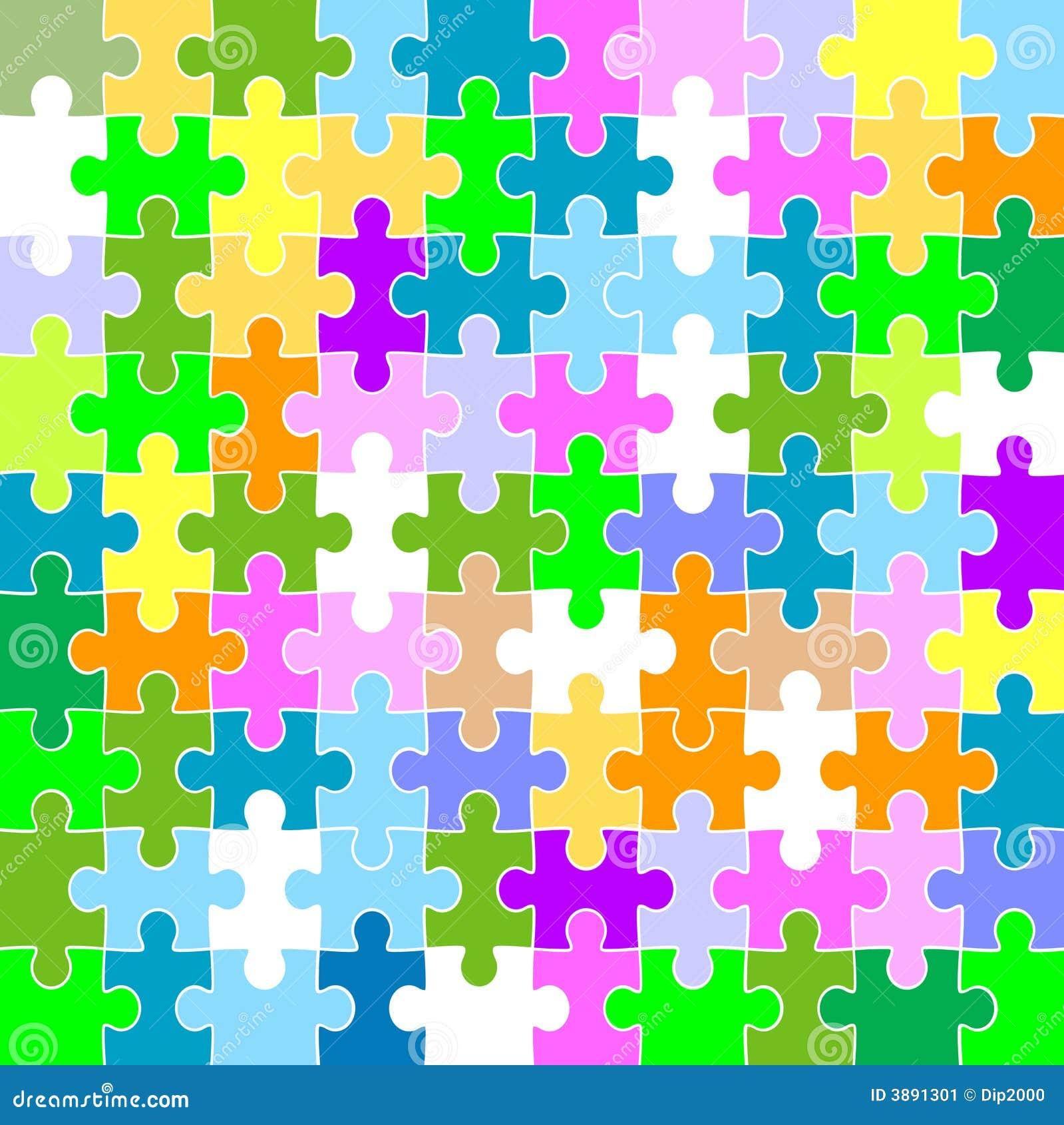 Reticolo di puzzle del puzzle