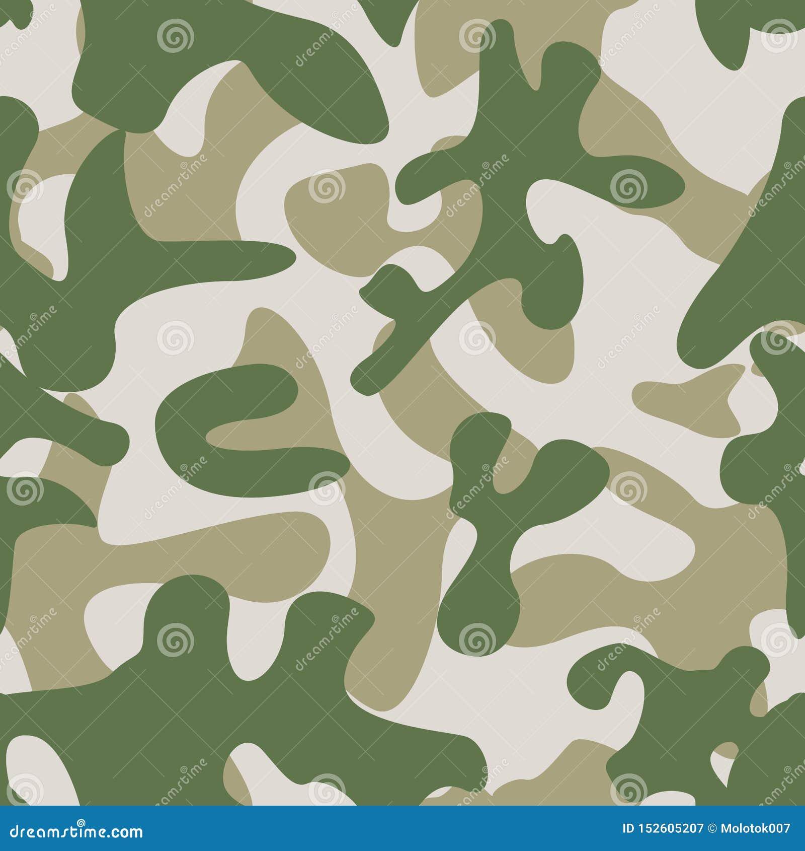 Reticolo senza giunte del camuffamento Estratto Backgound militare moderno