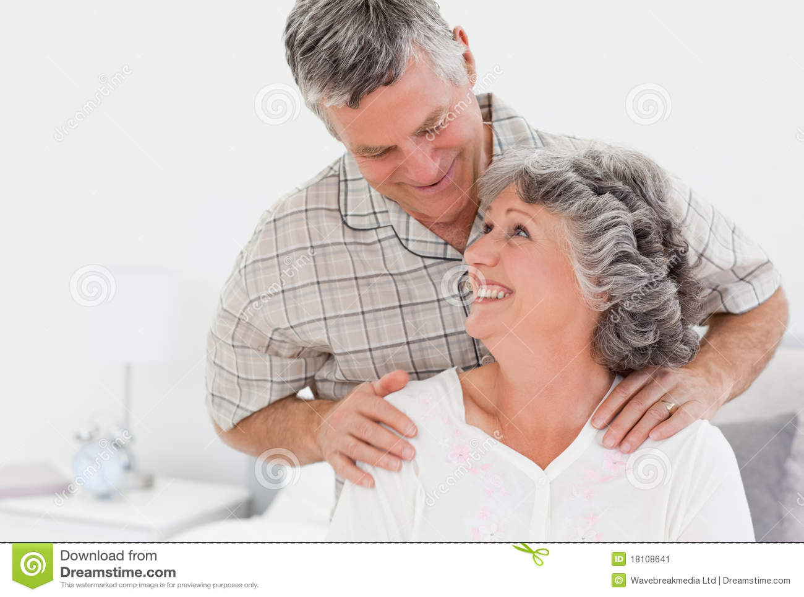 wife home massage