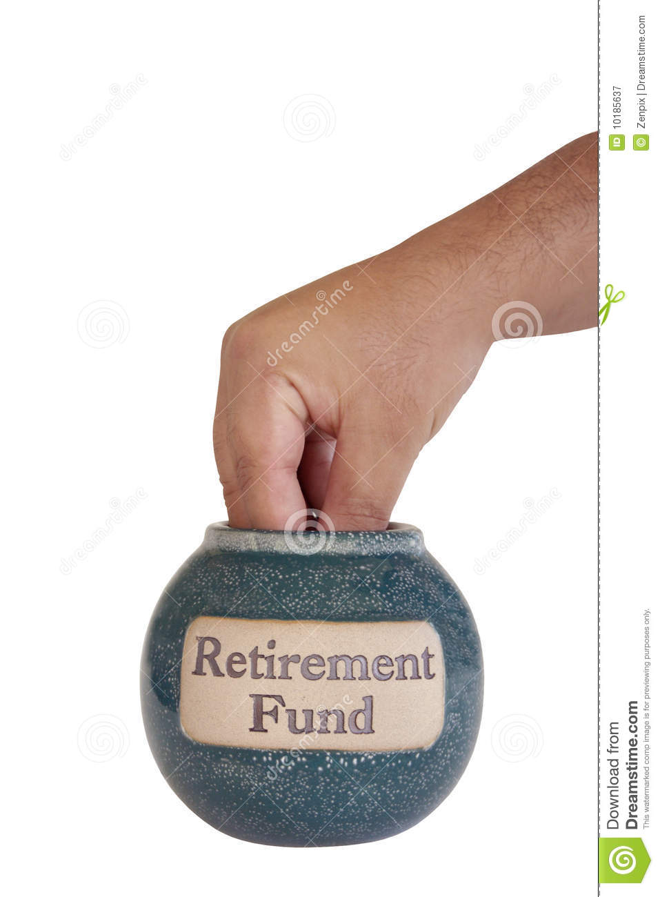 Retirement Royalty Free Stock Photography Image 10185637