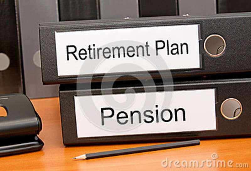 Retirement and Pension plan