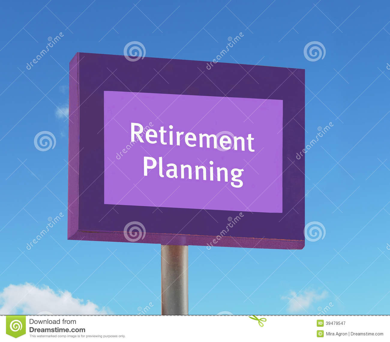 how to choose a retirement planner