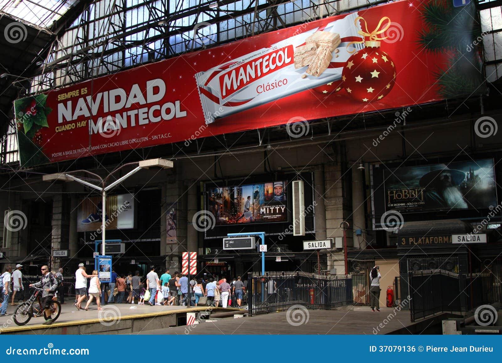 Download Retiro Stacja Kolejowa W Buenos Aires Zdjęcie Editorial - Obraz złożonej z architektury, pociąg: 37079136