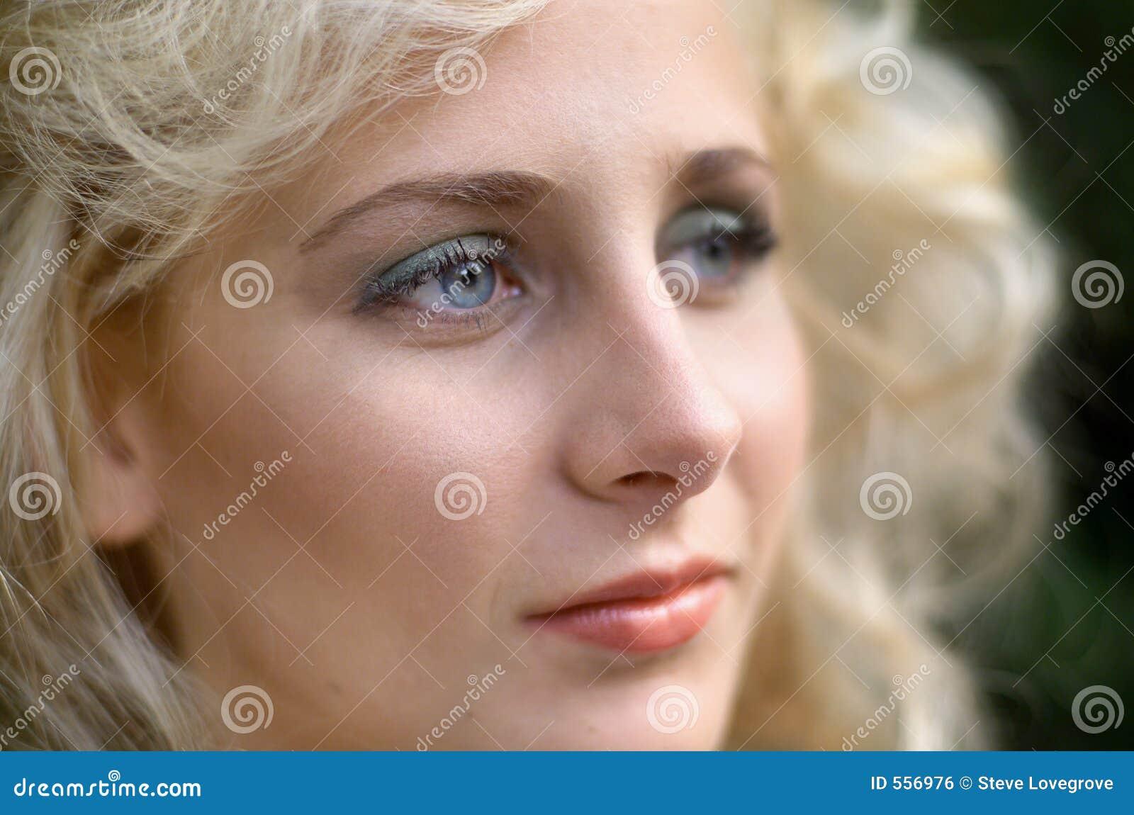 Retrato da beleza