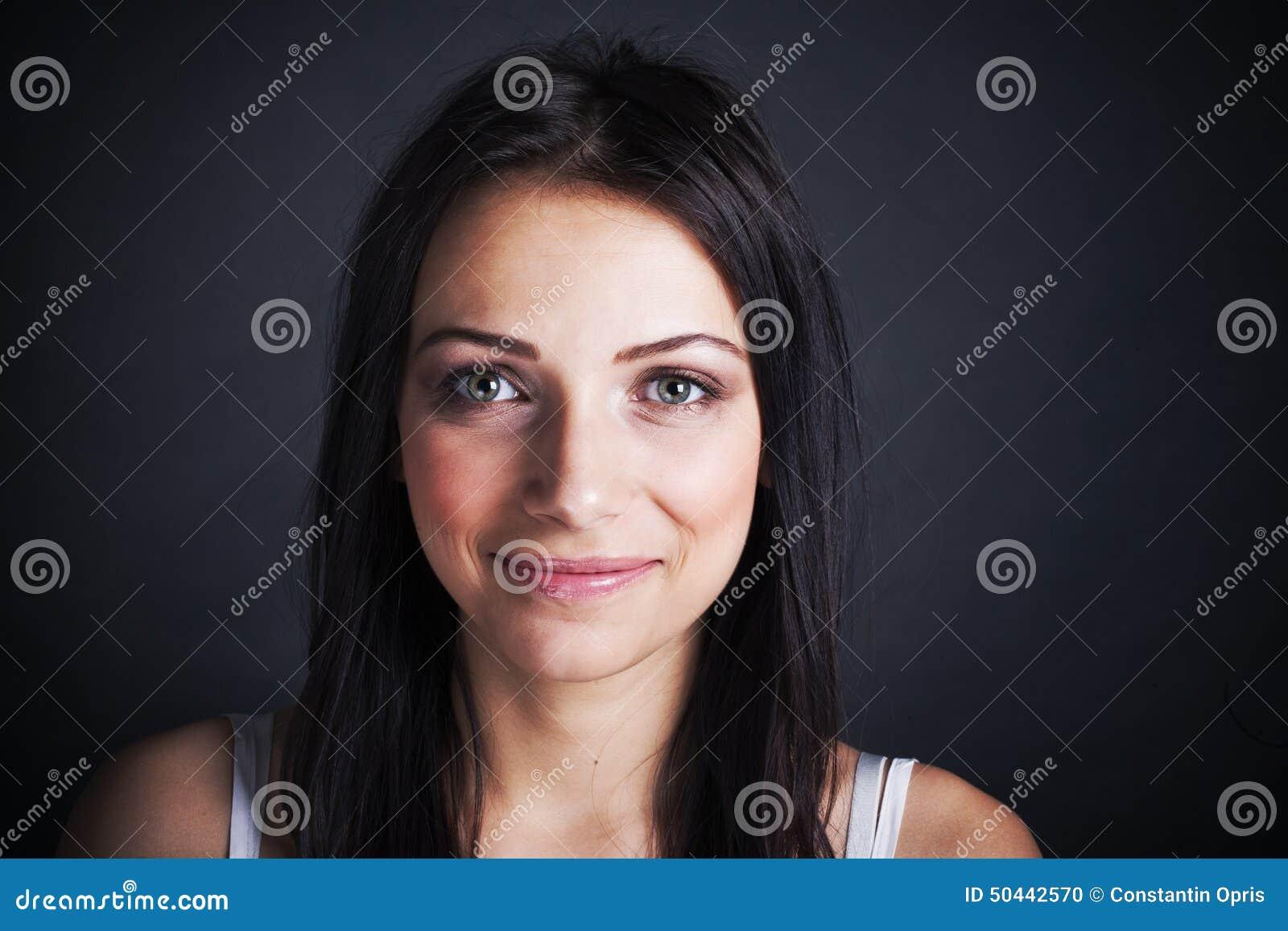 Retrato da jovem mulher