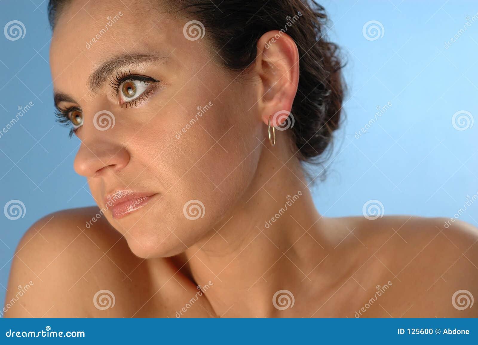 Retrato da mulher - 2