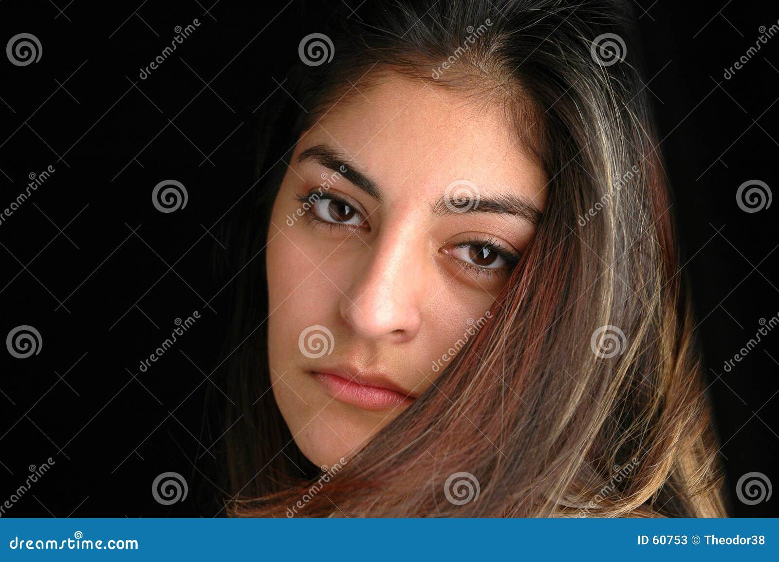 Retrato da mulher