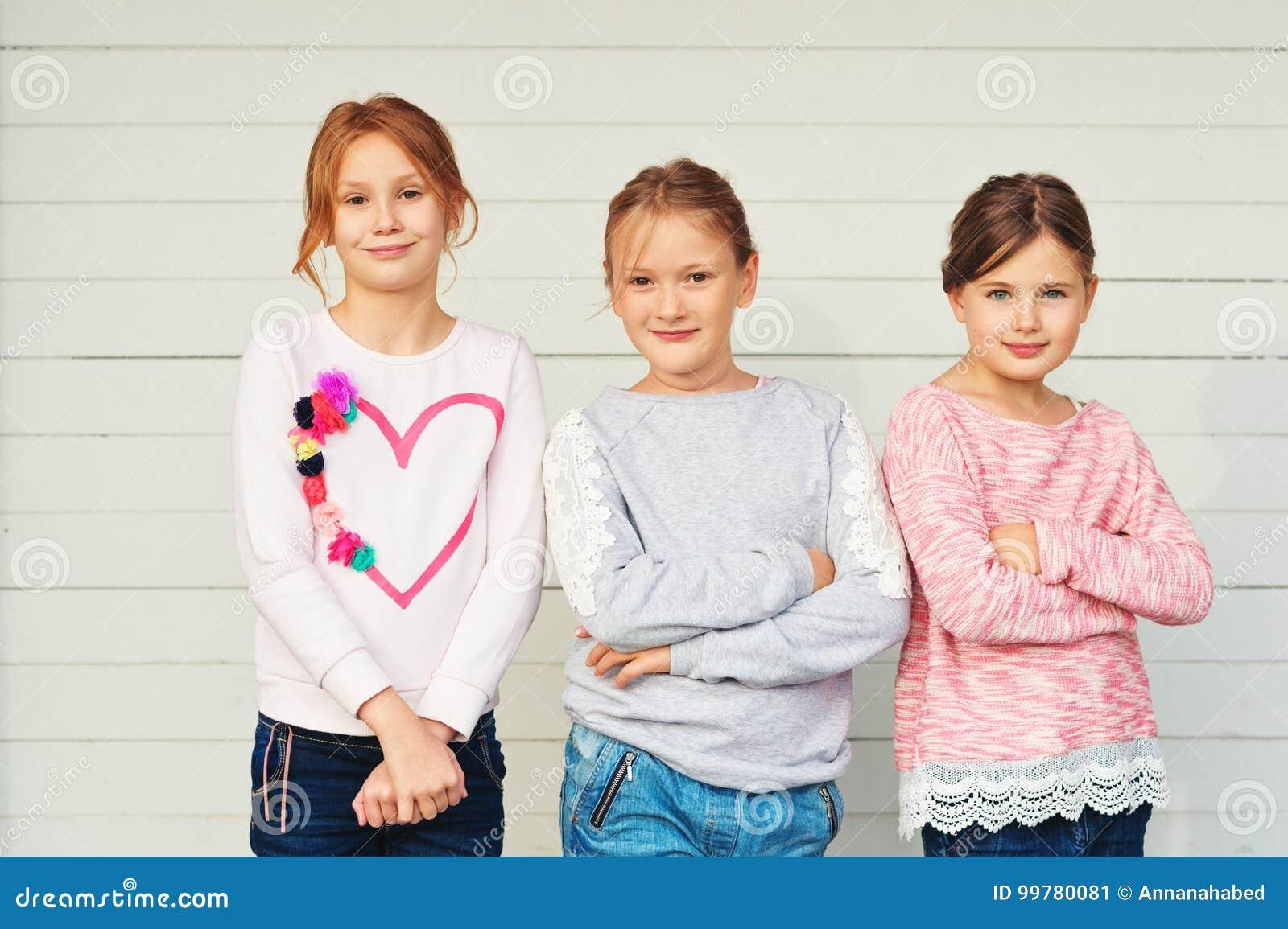 Retrato das meninas