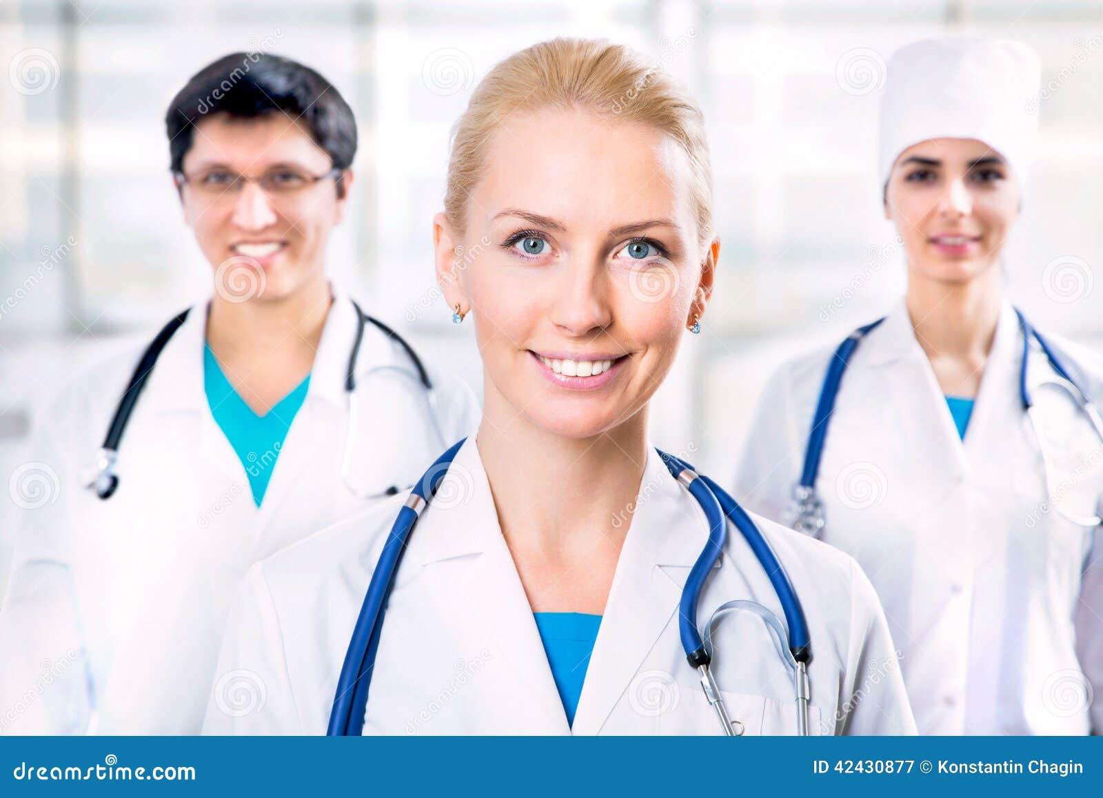 Retrato de doctores
